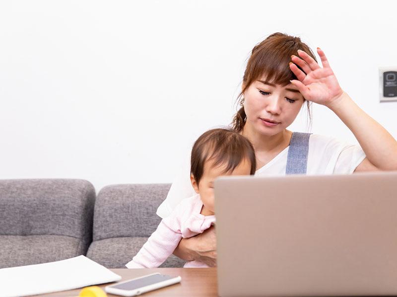 ボイスマルシェ カウンセリング ノアノア 吉田和音 育児 仕事 疲れ 相談