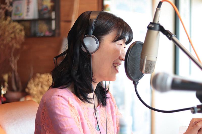 fmgig 言葉の宝箱 ブルーミングストーリー 吉田和音 吉田恵美 ラジオ音源 絵本の魔法