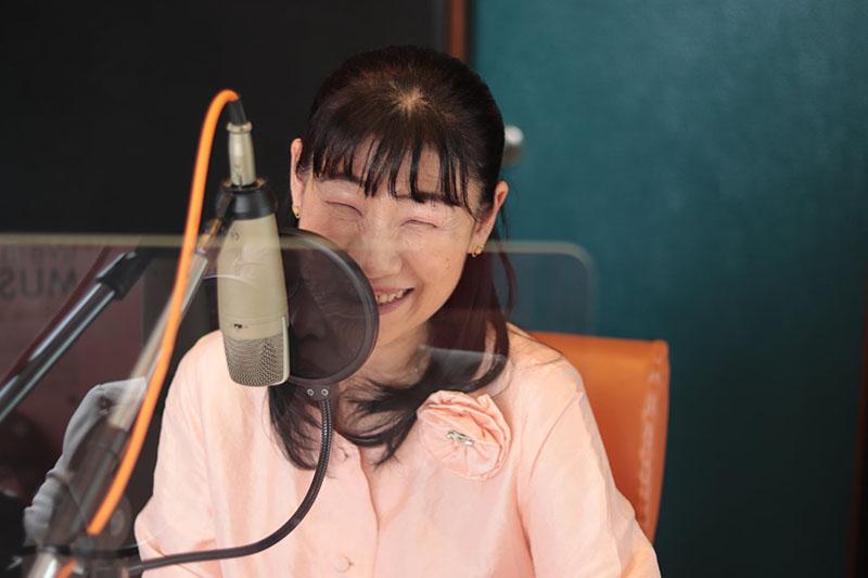 fmgig 言葉の宝箱 ブルーミングストーリー ラジオ音源 吉田和音 吉田恵実